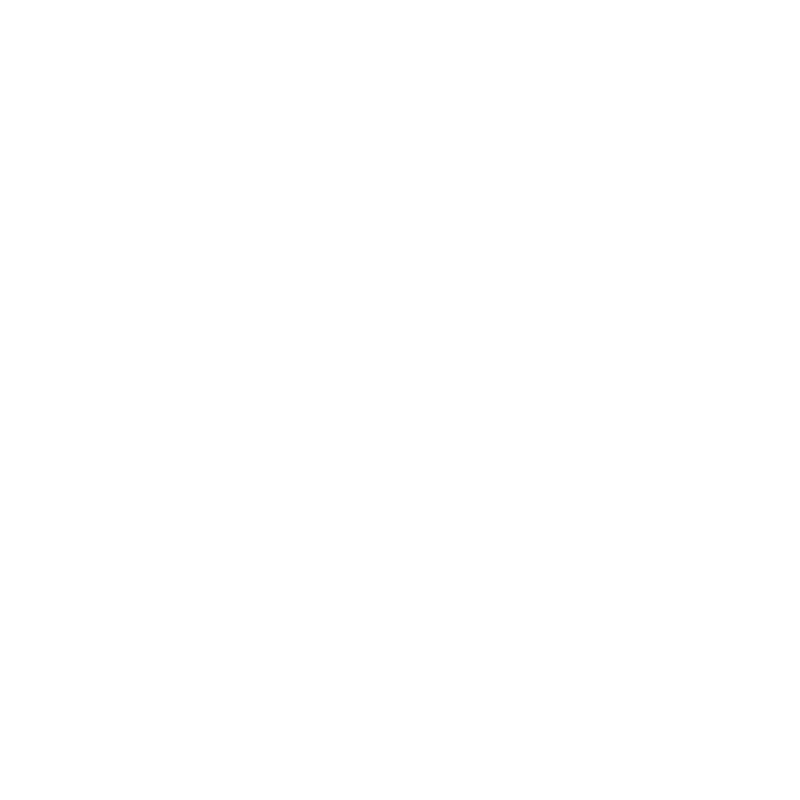 The Fish Basket circular logo in white